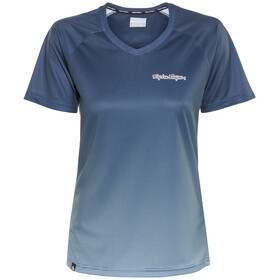 Troy Lee Designs Skyline Jersey Women dissolve/navy